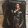 Y'2 LEATHER 2021コレクション新作カタログが届きました!