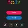 """【おすすめ】""""Ballz""""という無料ゲームアプリを遊んで色々と紹介していく 1作品目"""