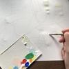 【一枚絵】イラストレーター絵の行程、完成まで【アナログ】