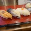 小樽駅の中に立ち喰い寿司屋がありますよ