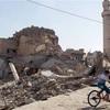 イラク首相 「ISの終わりを意味する」モスク制圧 フィリピンの拠点空爆