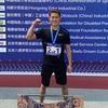 ちょうど1年前の北京グランプリ大会