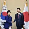 日韓合意着実に履行・対北へ連携強化…首脳会談