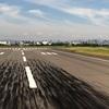 全日空NH30(伊丹→羽田)B787-800 いつも通りの帰京フライト
