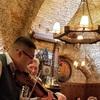 ウィーンの郷土料理と音楽と中世の地下蔵ワイン居酒屋「ツヴェルフ・アポステルケラー」【2019年ヴェネツィア&ウィーン旅行㊷】
