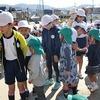 4年:菱池保育園の子と交流