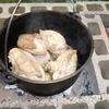 これぞ男飯!夫が作る肉料理