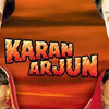 シャールク&サルマーンがタッグを組んで前世の復讐を果たす怒涛のカルト・アクション『karan Arjun』!(おまけあり)