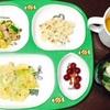 一歳児と年中のお昼ご飯☆お好み焼き、中華風春雨サラダ(レシピ)