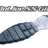 【O.S.P】驚異的なスライド性能と水を押しながらの大きなスパイラルフォールが特徴のブルーギル系ワーム「ドライブSSギル3.6インチ」通販予約受付開始!
