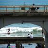 夏の思い出 七里ヶ浜のサーファー その2