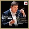 シューマン:交響曲第1番 / ティーレマン, シュターツカペレ・ドレスデン (2019 ハイレゾ 96/24)