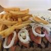 ギリシア料理だとビフテキがチーズハンバーグだった話
