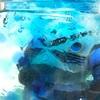 材料費はたったの500円!幻想的な水中ジオラマ!