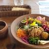 ベジタリアンなカフェ行って来た。 滋賀県甲賀市信楽町「陶芸の森」内「BROWN RiCE AND WATER」で久々の玄米を堪能。