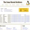 """Hello everybody out there using minix""から23年、そして24年目に突入のLinuxKernel!!"