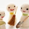 自分だけでは出来ません💦 物置の大掃除!