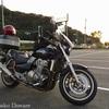 秋真っ盛り日帰りツーリング・ぐるっと泉州/オートバイ 〜だんじり祭りは終われども、二人でペケにて祭りなり〜