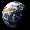 Blender 312日目。「地球のモデリング」その3。