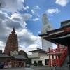 『久留米市』成田山で観音像に登った話。※地獄あり
