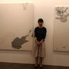 松谷千夏子先生のグループ展、新宿タカシマヤで27日までの開催です