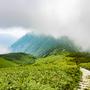 【抜群】鳳凰山の傷を癒しに平標山の奥へ進む(2017年7月15日)