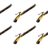 しずる、ライス、サルゴリラの3組で構成された「sixguns」始動