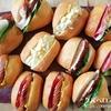 3月13日はサンドイッチの日らしいので自作のサンドイッチを晒してみる