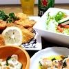 カンタンに☆チキンカツとエビフライ☆ビニール袋は調理道具☆