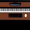 【DTM】88鍵のマスターキーボード 置き場所の正解
