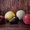 知育な果物◆美味しい楽しい綺麗で学べる