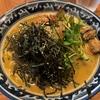 錦糸町で牡蠣ラーメンを食べてきました