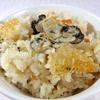 牡蠣がプリッ【まいばすけっと】真空チルドの牡蠣ご飯の素