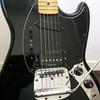 ムスタングにP90を載せたくてP-RailsでTripleShotしてみた Fender Mustang Seymour Duncan P-Rails SHPR-2b