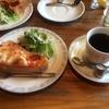 カフェ・ド・ドリアン 稲沢モーニング