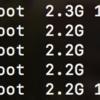 bash 容量の小さい動画ファイルを一括削除する ls -shal | grep mp4 | awk '{if ($1 ~ /512/) print $1,$10}'