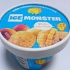アイスモンスター「オリジナルマンゴーシャーベット」で台湾の人気かき氷味が体験できます。