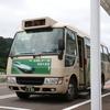 信州東北ローカル線乗り鉄の旅 7日目⑨ 弘南バスの奥津軽いまべつ駅アクセスバスに乗る