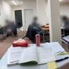 生徒と一緒に勉強Day