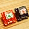 2021/04/05 (月) DSAキーキャップと Tangerine V2 スイッチ
