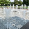 【岡山県北】グリーンヒルズ津山の噴水広場