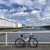 【ロードバイク】外練: 大井ふ頭初上陸 58kmとオサレカフェライド+荒サイ30km【AERU COFFEE STOP】
