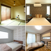 和室? それとも洋室? ぐっすり眠れる寝室の実例集
