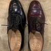 『ISETAN 靴博 2020』へ! ③チャーチ 173と73の比較
