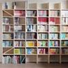 自分の部屋に自慢できるものがないので素敵な本棚でも探してみる