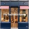 パリ2区のBoboファミリー向けのオシャレなコンセプトショップ【The Socialite Family】