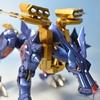 【全塗装】Figure-rise Standard メタルガルルモン【完成編】