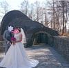 結婚式と温泉と