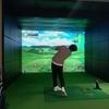 シミュレーションゴルフ初体験