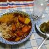 幸運な病のレシピ( 2442 )昼: 保温鍋でカレー